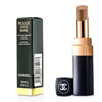 Chanel Rouge Coco Shine Brillo de Labios Puro Hidratante - # 537 Golden Sand