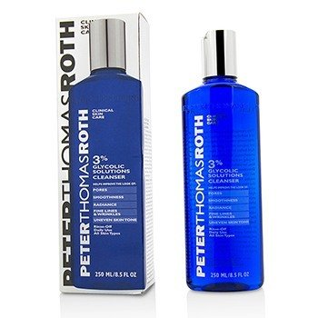 Peter Thomas Roth Glycolic Solutions 3% Limpiador