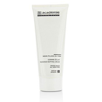 Academie Radiance Buffing Cream (For All Skin Types)