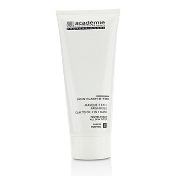 Academie Clay To Oil 2 in 1 Mask (For ALL Skin Types)