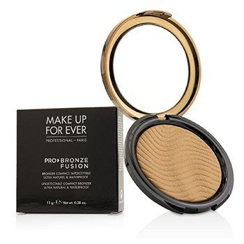 Make Up For Ever Pro Bronze Fusion Undetectable Bronceador Compacto - # 20M (Sand)