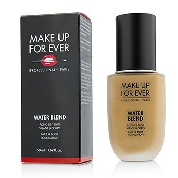 Make Up For Ever Water Blend Base Facial & Corporal - # Y415 (Almond)