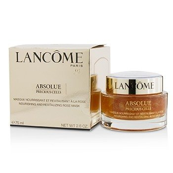 Lancome Absolue Precious Cells Mascarilla de Rosa Nutritiva Y Revitalizante