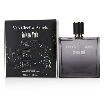 Van Cleef & Arpels In New York Eau De Toilette Spray