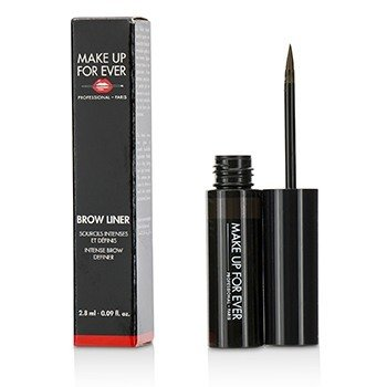 Make Up For Ever Brow Liner Intense Brow Definer - # 40 (Dark Brown)