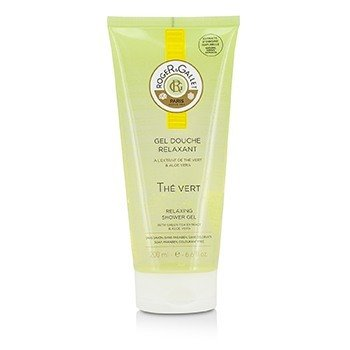 Roge & Gallet Green Tea (The Vert) Relaxing Shower Gel