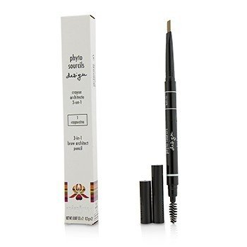 Sisley Phyto Sourcils Design 3 In 1 Brow Architect Pencil - # 1 Cappuccino