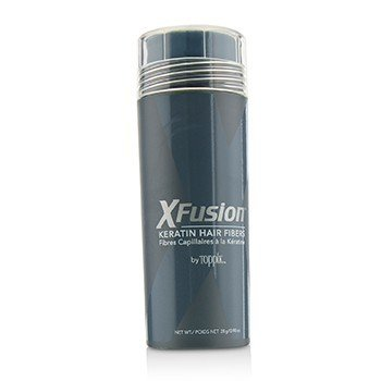 XFusion Fibras Capilares de Queratina - # Light Brown