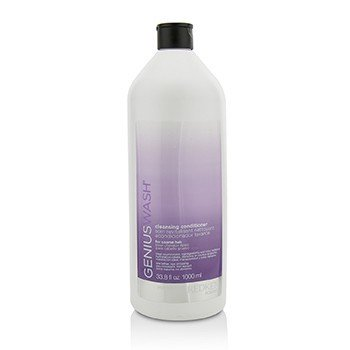 Redken Genius Wash Cleansing Conditioner (For Coarse Hair)