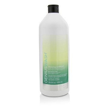 Redken Genius Wash Cleansing Conditioner (For Medium Hair)