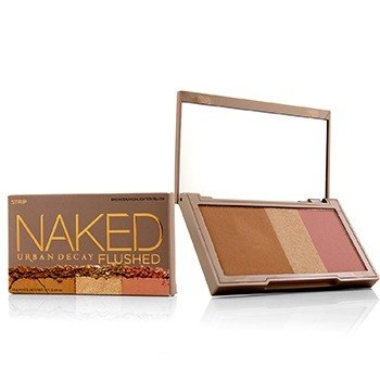Urban Decay Naked Flushed - Strip (1x Blush, 1x Bronzer, 1x Highlighter)