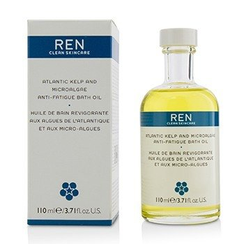 Ren Atlantic Kelp And Microalgae Aceite de Baño Anti-Fatiga
