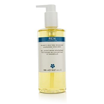 Ren Atlantic Kelp And Magnesium Jabón de Manos Energizante