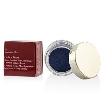 Clarins Ombre Sombra de Ojos Mate - #10 Midnight Blue