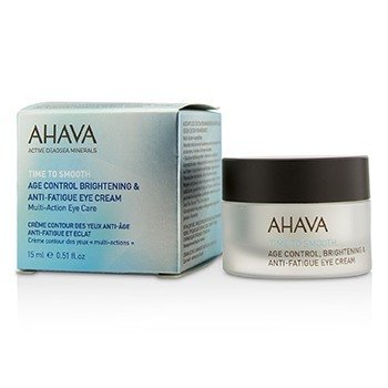 Ahava Time To Smooth Age Control Brightening & Anti-Fatigue Eye Cream