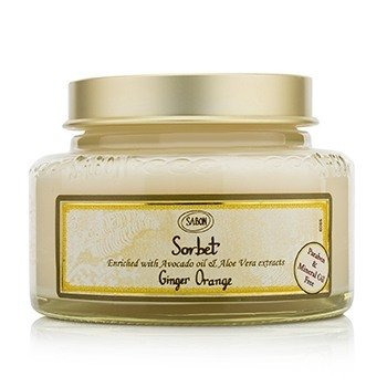 Sabon Sorbet Gel Corporal - Ginger Orange