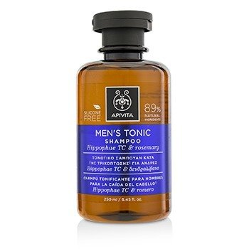 Apivita Mens Tonic Shampoo with Hippophae TC & Rosemary (For Thinning Hair)