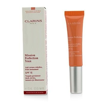 Clarins Mission Perfection Ojo SPF 15