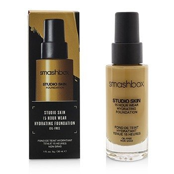 Smashbox Studio Skin 15 Hour Wear Hydrating Foundation - # 3.15 Warm Medium Beige