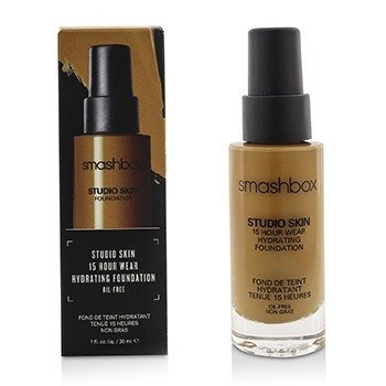 Smashbox Studio Skin Base Hidratante 15 Horas de Uso - # 4.0 Golden Tan