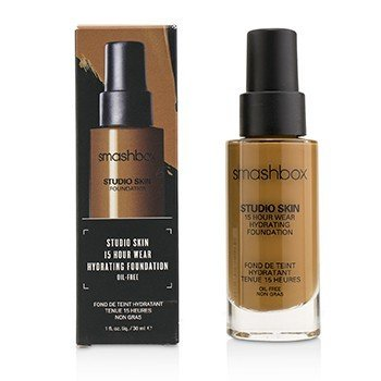 Smashbox Studio Skin Base Hidratante 15 Horas de Uso - # 4.05 Neutral Tan