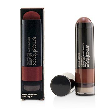 Smashbox L.A. Lights Color de Labios & Mejillas Mezclable - # Sunset & Wine