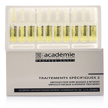 Specific Treatments 2 Ampoules Retinol - Salon Product