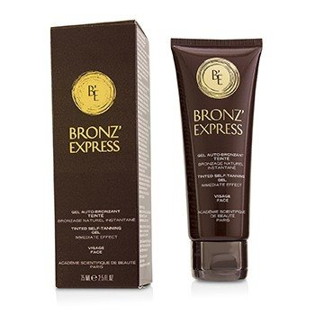 Academie Bronz Express Face Tinted Self-Tanning Gel