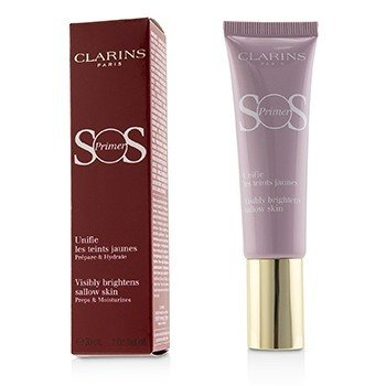 Clarins SOS Primer - # 05 Lavender (Visibly Brightens Sallow Skin)