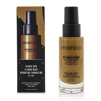 Smashbox Studio Skin 15 Hour Wear Hydrating Foundation - # 3.35 Golden Medium Beige