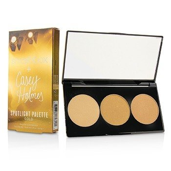 Smashbox Casey Holmes Spotlight Paleta - Gold