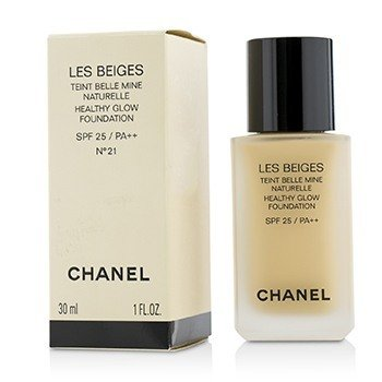 Chanel Les Beiges Healthy Glow Foundation SPF 25 - No. 21 184221