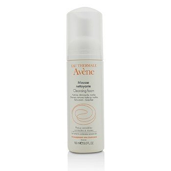 Avene Cleansing Foam - For Normal to Combination Sensitive Skin