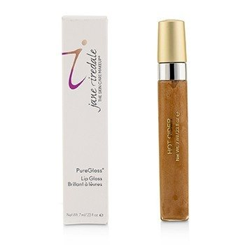 Jane Iredale PureGloss Brillo de Labios (Nuevo Empaque) - Hot Cider