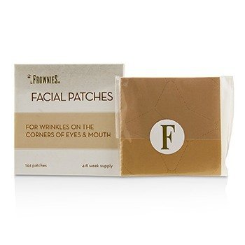 Frownies Facial Patches (For Corners of Eyes & Mouth) (Box Slightly Damaged)