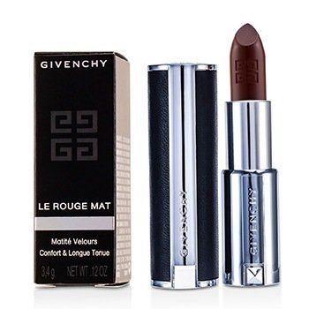 Givenchy Le Rouge Mat Color de Labios Mate Aterciopelado - # 331 Pourpre Defile