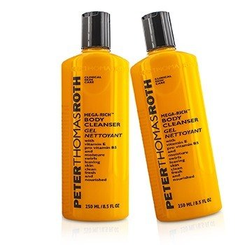 Mega-Rich Body Cleanser Duo Pack