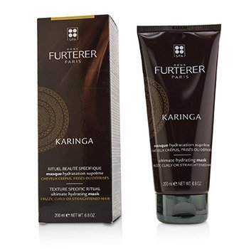 Rene Furterer Karinga Ultimate Hydrating Mask (Frizzy, Curly or Straightened Hair)