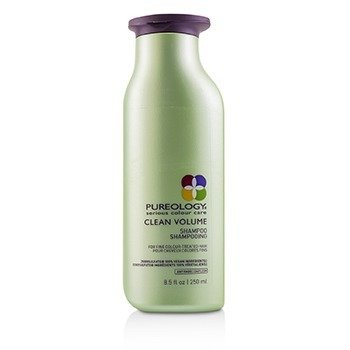 Pureology Clean Volume Shampoo (For Fine Colour-Treated Hair)