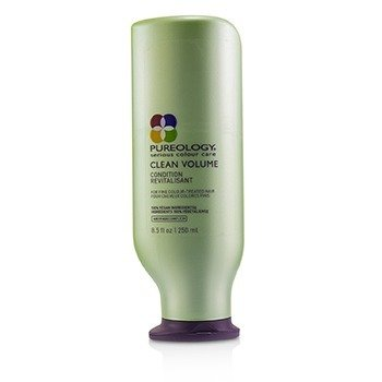 Pureology Clean Volume Conditioner (For Fine Colour-Treated Hair)