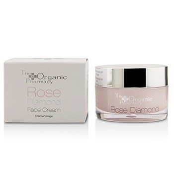The Organic Pharmacy Rose Diamond Crema Facial
