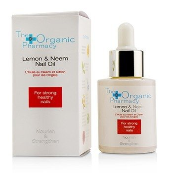 The Organic Pharmacy Lemon & Neem Aceite de Uñas - Nutre & Fortalece