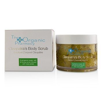 The Organic Pharmacy Cleopatras Exfoliante Corporal