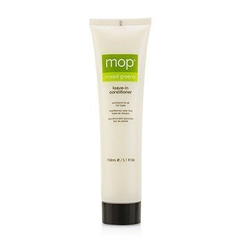 MOP MOP Mixed Greens Leave-In Conditioner (For All Hair Types)