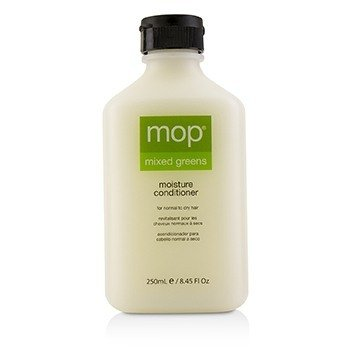 MOP MOP Mixed Greens Moisture Acondicionador (Para Cabello Normal a Seco)