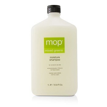 MOP MOP Mixed Greens Moisture Champú (Para Cabello Normal a Seco)