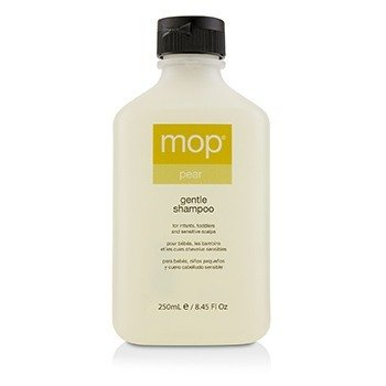 MOP MOP Pear Gentle Shampoo (For Infants, Toddlers and Sensitive Scalps)