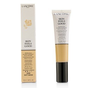 Lancome Skin Feels Good Tinte Hidratante de Piel Brillo Saludable SPF 23 - # 025W Soft Beige