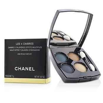 Chanel Les 4 Ombres Quadra Eye Shadow - No. 288 Road Movie