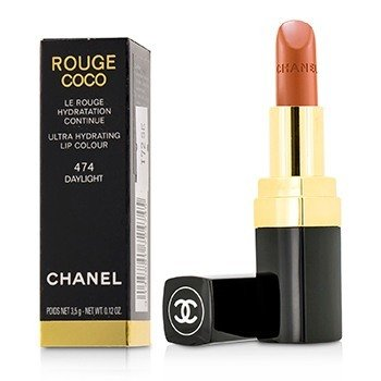 Chanel Rouge Coco Ultra Hydrating Color de Labios - # 474 Daylight